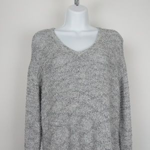 Calvin Klein large knit pullover sweater